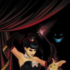 Zatanna screenshots, images and pictures - Comic Vine