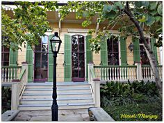 New Orleans Homes and Neighborhoods » Faubourg Marigny (2)
