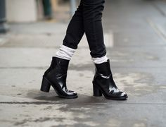 Fashion Tip - How To Break In Boots