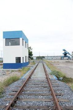 Bodega industrial en renta dentro de Parque Industrial con Espuela de Ferocarril