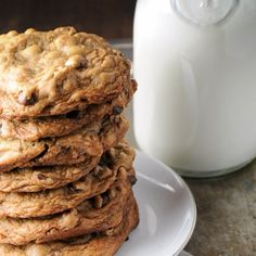 The best chocolate chip cookie! Made with caramelized butter, these chocolate chip cookies will melt in your mouth!