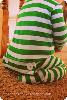 Must get a sewing maching again, because these are SO cute, and Noah NEEDS them (as do any future little boys that we may have). Maybe @Kathleen S S Nelson can make them? :D
