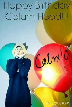 Happy 19th Birthday Cal-Pal!!!!     We all love you!!!!      =-)