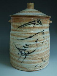 Michael Simon Covered Jar