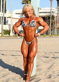 Strong Women, Fit Women, Women Who Lift, Muscular Women, Bodybuilding Workouts, Female Bodybuilding, Culture, Yoga Fitness, Bikinis