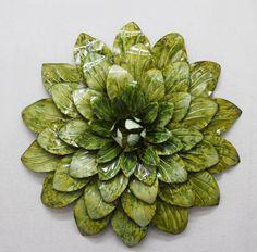 The Flower in Emerald - A Modern Metal Wall Art Sculpture GB http://www.amazon.com/dp/B00GQOQASA/ref=cm_sw_r_pi_dp_Wxa.tb1609M4T