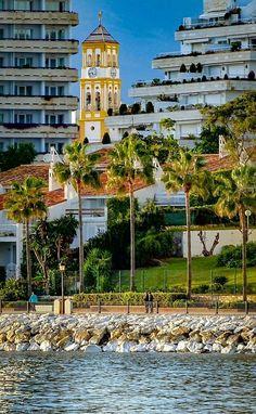 La Bajadilla, Marbella. Málaga. Fotografía: Juan Miguel Santos Fornes