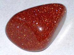 Goldstone is said to be the stone of ambition.  It builds energy, courage and a positive attitude.  Increases drive and confidence.  A gently uplifting stone, Goldstone promotes vitality.