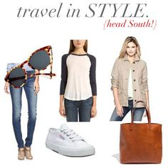 jillgg's good life (for less) | a style blog: what to wear traveling!