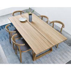 Bilderesultat for skovby plankebord Outdoor Tables, Outdoor Decor, Dining Tables, Plank Table, Modern Furniture, Outdoor Furniture, Scandinavian Design, Contemporary Design, Home Furnishings