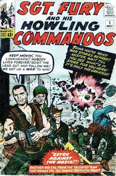 Sgt Fury and his Howling Commandos Vol 1 1