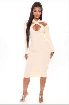 Long Sleeve Bandage Dress, Bodycon Dress, Dress Long, Nice Dresses, Dresses For Work, Buy Dress, Pretty Outfits, Women Lingerie, Fashion Dresses
