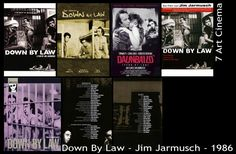 Down By Law - 1986 - Jim Jarmusch  http://7artcinema.online.fr/en_7artcinema_cinema_7art_movie_film_jim_jarmusch_1986_down_by_law.html