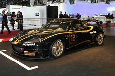 Lotus Evora GTE. F1