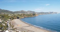 Burriana Beach - Nerja - Andalucia - Spain