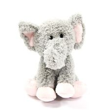 "Noah's Friends 7"" Elephant Rattle"