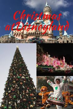 Christmas at Disneyland What You Need To Know And Tips For a Great Trip.