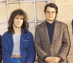 Pat Metheny and Charlie Haden, 80/81. Yep.