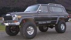 Cherokee Chief (File Photo) My '79 Jeep Cherokee Chief (I bought new) is my all time favorite of every car/truck I've ever owned.  Great 360 engine, turbo 400 tranny, great seats,