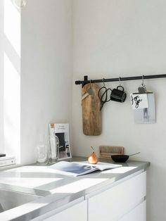 Hanging kitchen organizer