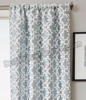 Palisade Curtain Panel : Ready Made Drapes Made In The USA |  BestWindowTreatments.com | Tile Patterns And Unique Window Treatments