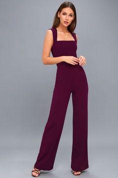 c5e9beb001ea 21 Best Purple Jumpsuits and Suits images