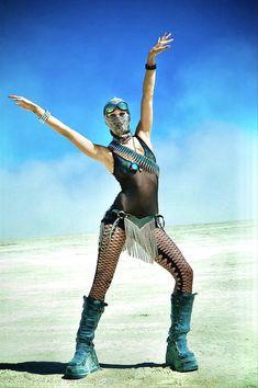 2010 ~ The Girls At Burning Man ... Photographer: Samantha Scott
