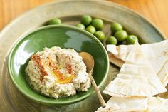 Entertain with this fresh, flavoursome Middle Eastern dip.