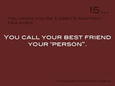 even if they don't watch grey's...