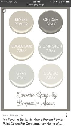 I've used all of these beautiful colors!