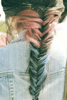 love this #hair! #grunge style! and #country!