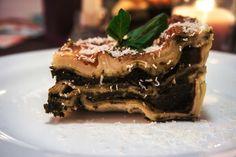 Vegana-Lasagna. Soon, the receipe on the blog!