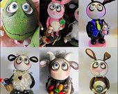 Made to order Spring Grimmy art dolls by SpookyHollow on Etsy