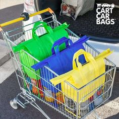 Cart Car Car Boot Carriers bags for Shopping