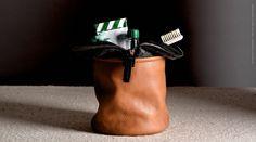 Refresh Dopp Kit #hardgraft #doppkit #washbag  http://www.hardgraft.com/collections/all/products/refresh-doppkit
