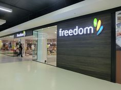 Exceptional Freedom, DFO Homebush NSW