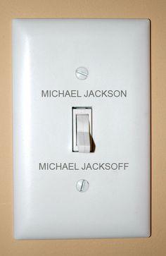 MICHAEL JAKSON – MICHAEL JACKSOFF
