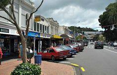 Devonport, on Auckland's North Shore, New Zealand