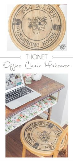 Thonet Office Chair