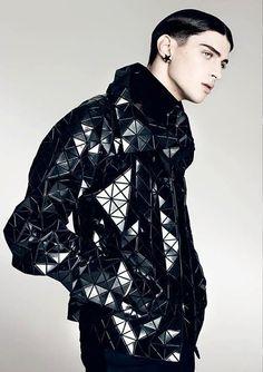 Fold jacket