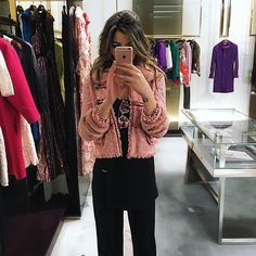 """""""Playing dress up today in @gucci with @maximilianhurd - I want everything!"""""""