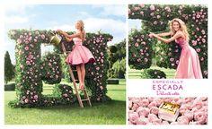 Muzyka z reklamy perfum Escada Especially Delicate Notes