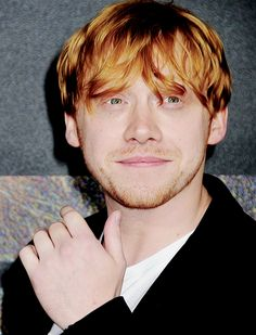 Baz inspiration ~ Rupert Grint Ron And Harry, Harry Potter Ron, Harry Potter Movies, Yer A Wizard Harry, Rupert Grint, Best Actor, Celebrity Crush, Actors & Actresses, Role Models