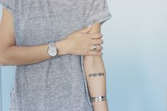 coordinates tattoo - Google Search