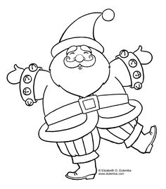 Santa Clause A Christmas Tradition