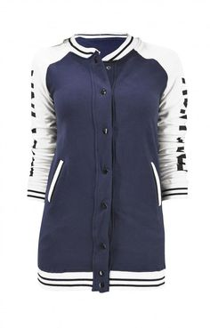 Γυναικείο μπουφάν φούτερ | Nέες Παραλαβές - Γυναίκα | Metal Μπλε σκούρο Jackets, Fashion, Down Jackets, Moda, Fashion Styles, Fashion Illustrations, Jacket