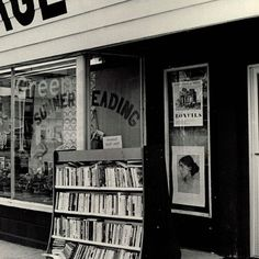 Whatever happened to the Village Green bookstores?