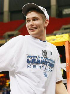 Jarrod Polson, University of Kentucky Basketball, 2012