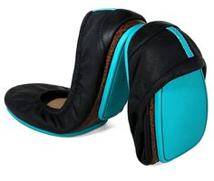 Tieks by Gavrieli- The Ballet Flat Reinvented » I kind of want to get these. I have a pair in red and I am smitten!
