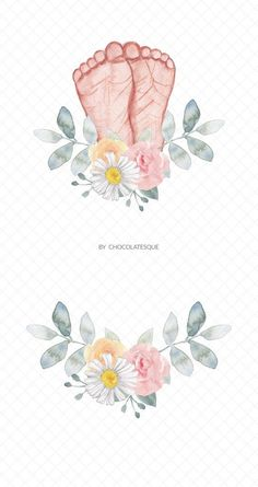 New born watercolor clipartbaby feet clipartwatercolor baby Clipart Baby, Baby Shower Clipart, Baby Frame, Baby Painting, Baby Clip Art, Handprint Art, Iphone Background Wallpaper, Baby Scrapbook, Flower Backgrounds